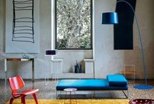 Modern Furnishings & Spaces / Modern furniture, area rugs, lofts, & home decor.