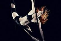 Not being on the ground / Beautiful photography of aerial arts.