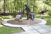 National Police Week - 2014 / In honor of National Police Week, the Henrico Police Division held a Wreath Laying Ceremony today. We recognized all Henrico County Police Officers who have given their lives in the line of duty. We are forever grateful for those who made the ultimate sacrifice. / by Henrico Police