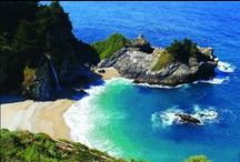 McWay Falls CA & Iceland Waterfalls /   *NO LIMITS* PLZ FEEL FREE TO PIN ANY AND ALL OF MY PINS!! I try hard not to have doubles in my albums if you see any, plz msg me on the pic so I can remove it! 2 places I really want added to my bucket list and want to see!!!