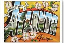 ATL and surrounding spots / by Mary May