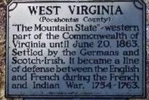 WV history / by Mary May