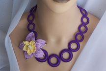 Crochet Jewellery & Accessories