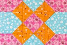 Beginning~Quilting / Quilting for first timers, making heart blocks, baby quilts, rag quilts, family tree quilts, 26 quilts as you go, over 100 free quilting tutorials & more. / by Janice D
