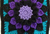 Crochet Granny Squares / by Lynda Alderton
