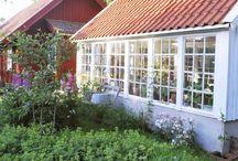 Greenhouses & Orangery