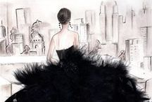 ∞ DRESS ME UP / Gowns, dresses, fashion