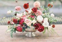 Wedding Inspiration・Marsala