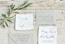 Wedding Inspiration・Tuscany