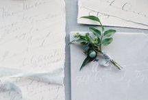 Wedding Inspiration • Pale Blue