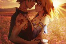 NaLu [Natsu x Lucy] / Anime: Fairy Tail   Ship: Natsu Dragneel x Lucy Heartfilia