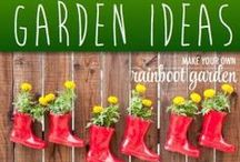 Gardening 101-Tips & Info