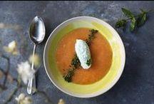 RECETTES DU BLOG / Retrouvez toutes les recettes du blog culinaire Le cheveu sur la soupe  https://lecheveusurlasoupe.wordpress.com/