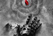 Full Metal Alchemist: Brotherhood / Memes,FanArts e imágenes de FMAB <3