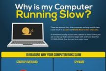 Internet / All things internet and computer (infographics)