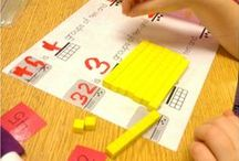 Math Ideas, Resources, and Tips / Common core math ideas for elementary teachers.  Find tips, strategies, ideas, lessons, resources for teaching number operations, facts, geometry, measurement, and more.  #math #twoboysandadad #classroom #elementary #teaching