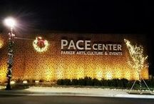PACE Center / Parker Arts Center and Events (PACE) Center where the Parker Symphony Performs