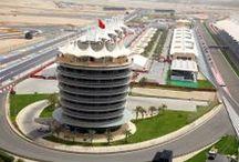 Sakhir circuit Bahrain