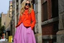 Color my life - fuchsia mood.