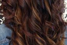 Gorgeous Swirls & Curls / Celebrating the Gorgeous Curls, they never fail to make you feel special