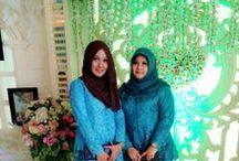 Aunty Mulia's wedding. :D