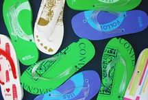 FLIP - FLOP SUMMER 2015 / Our flip-flop collection , 100% Made in Italy