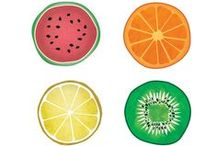 Art: Fruit / Fruit themed art