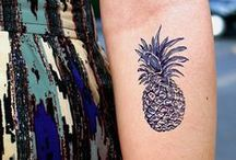 Ink-ling / Not even kidding, some people like fruit so much they get it tattooed!