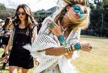 Fashion: Festival Style / Festival fashion style to rock our world!