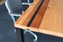 Tables & Metalwork