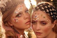 Festival: Beauty / Festival make up looks!