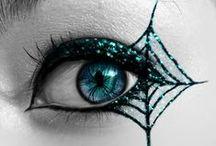 Halloween: Make-up / Amazing halloween make up looks!
