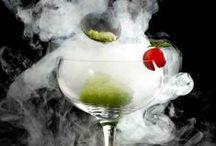 Halloween: Cocktails! / Delicious halloween cocktails!