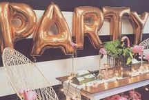 Party: Decorations / Deck the halls!