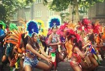 Notting Hill Carnival / 31st July brings Notting Hill Carnival to London!