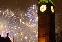 NYE celebrations / Great ideas for celebrating the new year in style!