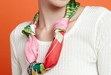 How to style a silk scarf / We collaborated with Cleo Ferin Mercury to product a silk scarf, we have loads of different tips and tricks on how to wear them!