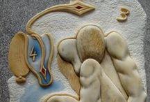 Narcissus' rebirth2 1998- in progress 2015 / Narcissus' rebirth2 1998- in progress 2015 by Manuel surrealist http://www.manuelmykonos.com  #manuelartwork #surrealistsculptor #painter #surrealsculpture #painting #Mykonos #sculptsurrealism #manuelsurrealist #mykonosart #manuelmykonos