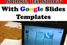 Google in the Classroom / Find ideas for teachers to use Google in the Classroom at the elementary levels and above.  Find ideas, tips and resources for using Google Docs, Google Slides, Google Sheets, Google Keep and Google Classroom. #twoboysandadad #googleclassroom #google #education #technology #elmentary #teaching