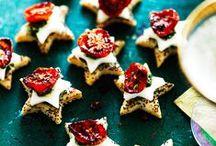 Christmas Canapés / Nibble on Festive Food!!