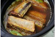 Crock-Pot / Las recetas mas sabrosas para realizar en tu olla de cocción lenta. Aficiónate a la Slow Cooker.
