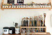 Styling+Organisation / Styling inspiration