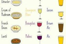 Food Pairing / Impress your guests with food pairing