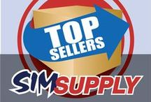 Top Sellers / See what's most popular at SimSupply.com