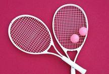 Wimbledon Party / Strawberries, cocktails, tennis!