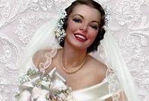 images vintage mariage / scrap