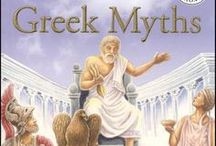 Teaching Greek and Roman Mythology / Teaching resources, ideas, and suggestions for teaching students about the Greek and Roman myths. Find videos, printables, art projects and more! #greekandromanmythology #literature #socialstudies