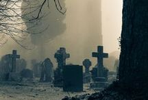Cemeteries ~  / by Gini Webb