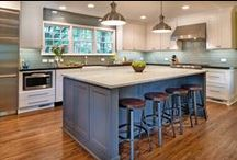Kitchens by Case Remodeling of Charlotte / Kitchen remodels by Case Design/Remodeling of Charlotte.