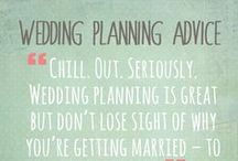 Wedding Planning Advice / Some tips from our Real Wedding brides and grooms! :)  www.cwtchthebride.com
